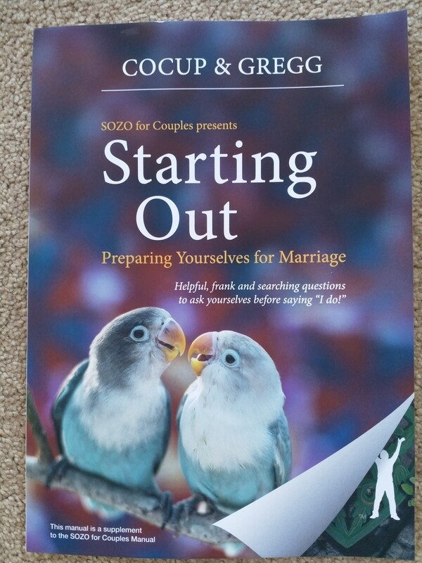Starting out : Preparing Yourself for Marriage - electronic copy