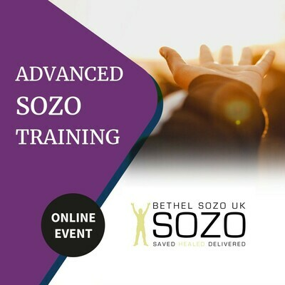 Online Advanced Training - 10th and 17th May 19:00-21.30 (GMT)