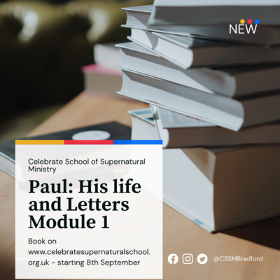 Paul: His life and letters Module 1