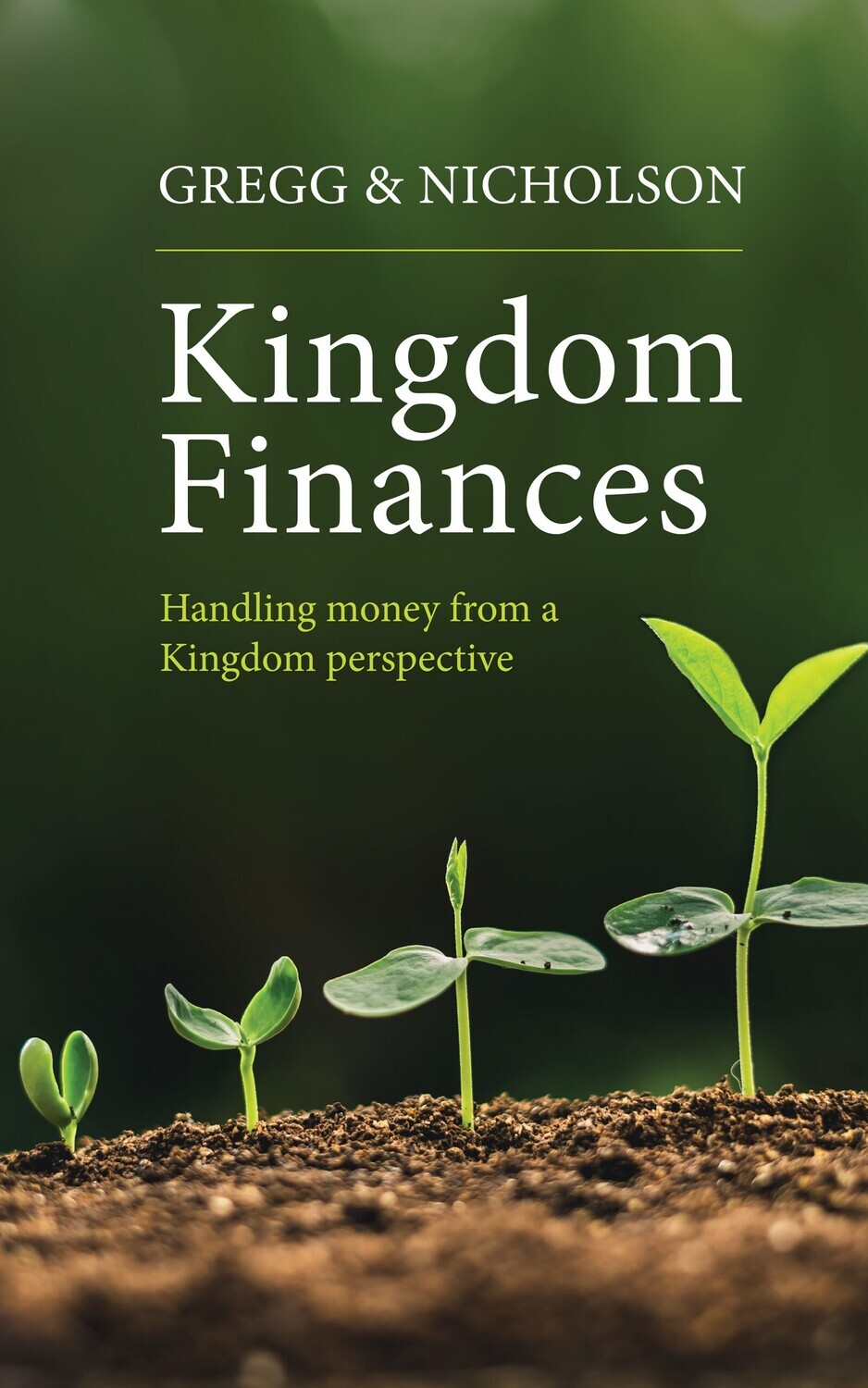 Online Kingdom Finances Course 15th and 22nd November