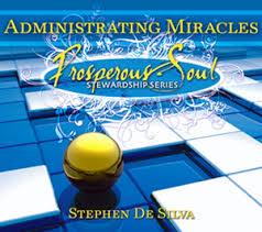 Administrating Miracles CD/MP3