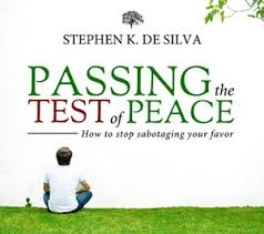 Passing the test of Peace CD/MP3