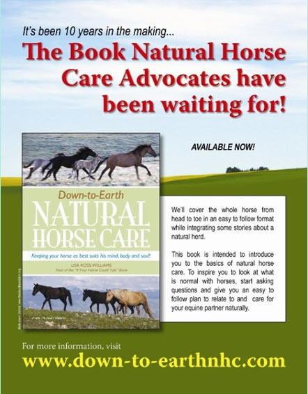 Down-To-Earth Natural Horse Care Book-PDF FORMAT