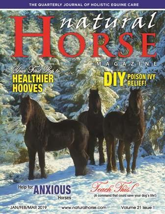 Natural Horse Magazine PDF Issues
