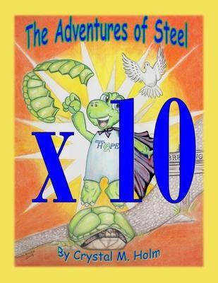 Buy 10 The Adventures of Steel