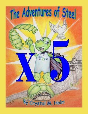 Buy 5 The Adventures of Steel