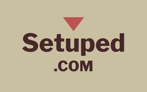 Setuped .com is for sale