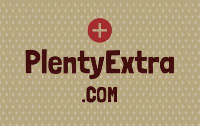 PlentyExtra .com is for sale