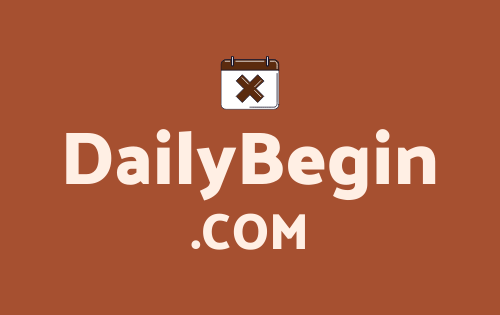 DailyBegin .com is for sale