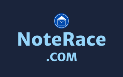 NoteRace .com is for sale