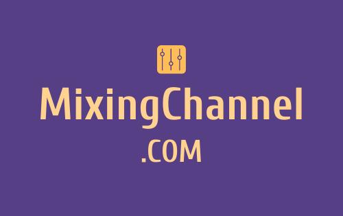MixingChannel .com is for sale