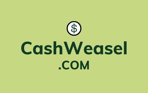 CashWeasel .com is for sale