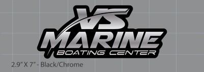 VS Marine decal (300)
