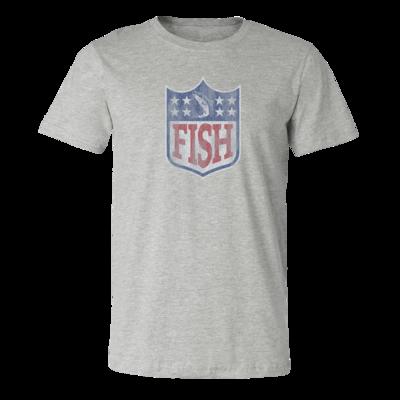 NFL Fish Vintage Soft Unisex T Shirt