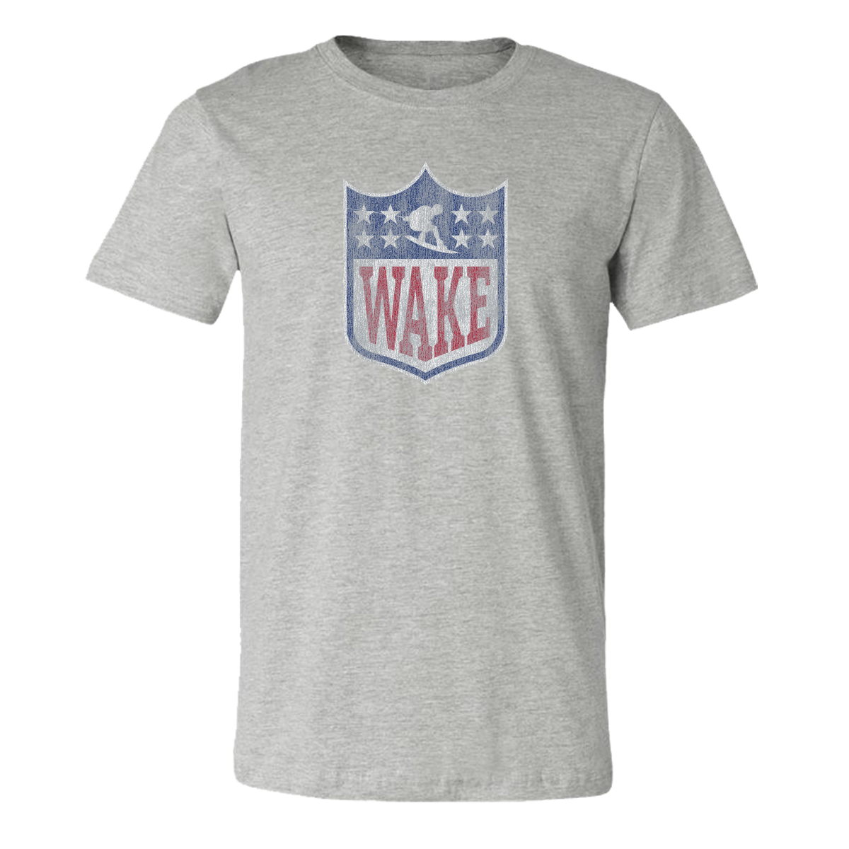 NFL Wake Vintage Soft Unisex T Shirt
