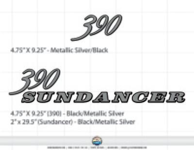 Sea Ray Sundancer 390