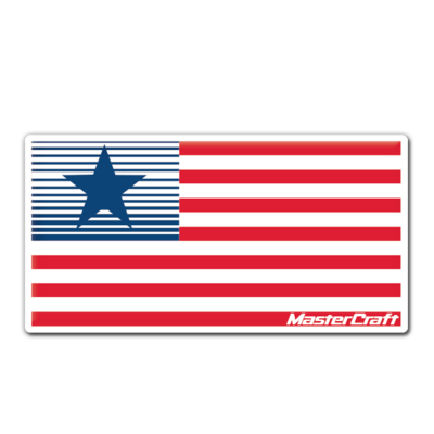 MasterCraft American Flag, Choose Your Size