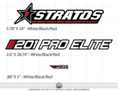 Stratos 201 Pro Elite Hand Laid Hull 1997