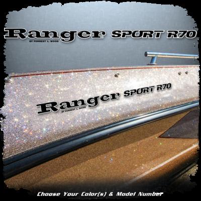 Ranger Sport with Model Number v1 (2 included)