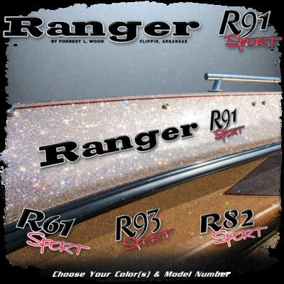 Ranger Sport with Model Number v2 (2 included)