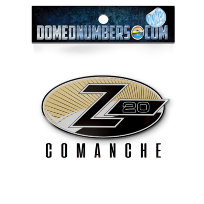 Ranger Boats Z SERIES Domed Decal, Choose Your Model and Color (1 included)