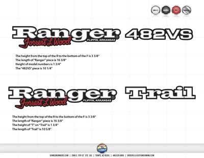 Ranger 482VS 25th Anniversary Signature Edition