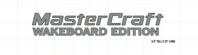 MasterCraft Wakeboard Edition