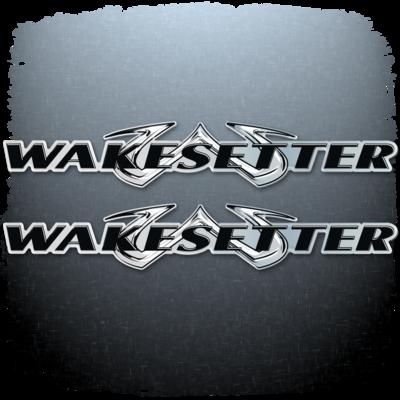 Wakesetter Emblem 2004 - 2005 (1 decal)