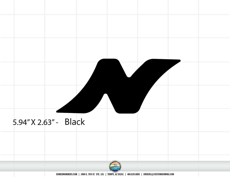 NAUTIQUE N BLACK (2 included)