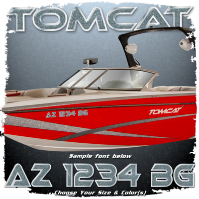 MB Tomcat Registration (2 included), Choose Your Own Colors
