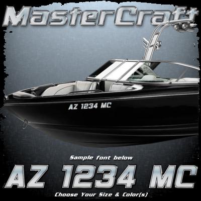 MasterCraft 2001-2007
