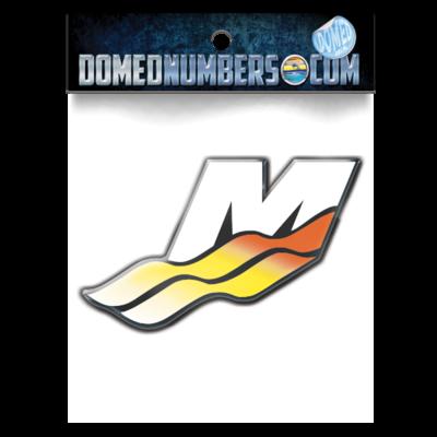 Mercury M, White Version