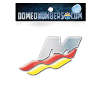 Mercury M, Chrome Version