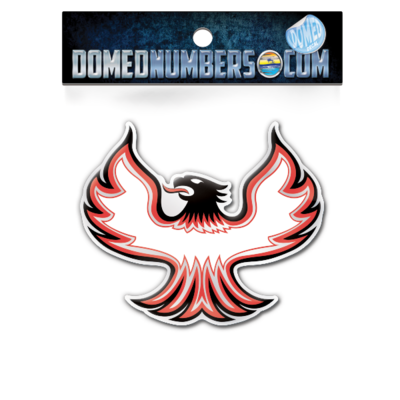 Domed Phoenix Boats - BIRD ONLY - Factory Colors
