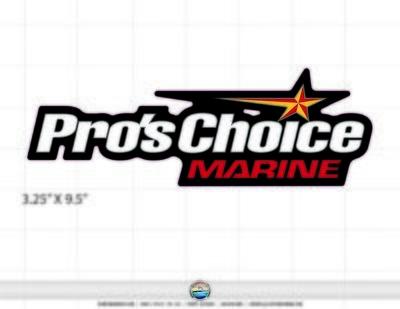 Pro's Choice Marine - 3.25