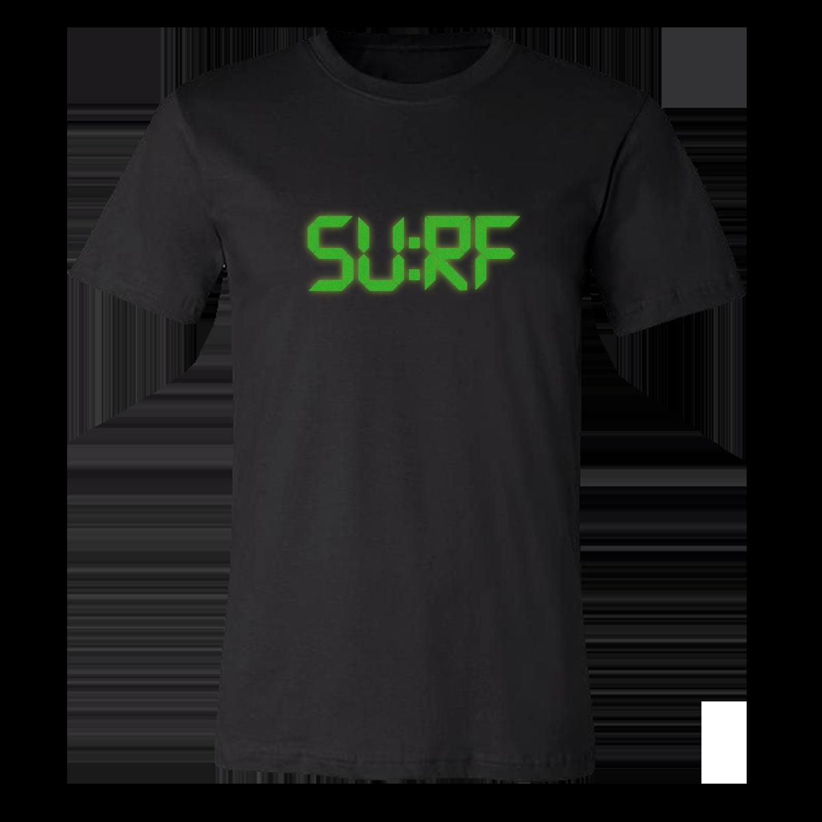 Surf Clock - Vintage Soft Unisex T Shirt
