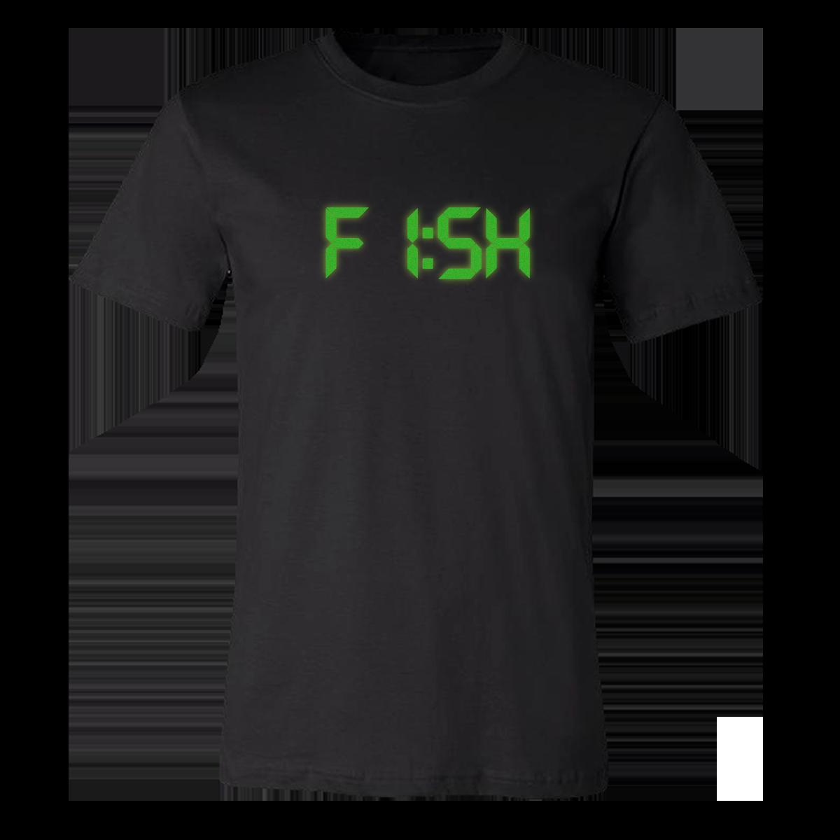 Fish Clock - Vintage Soft Unisex T Shirt