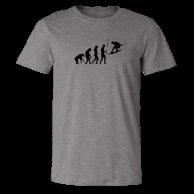 Evolution of Wake - Vintage Soft Unisex T Shirt