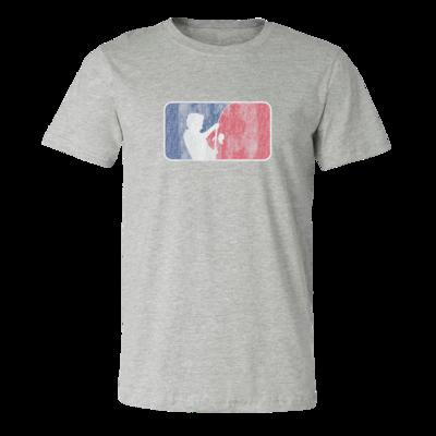 MLB Fish - Vintage Soft Unisex T Shirt