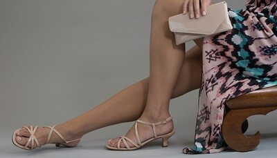 Eileen 'Nude Patent'*