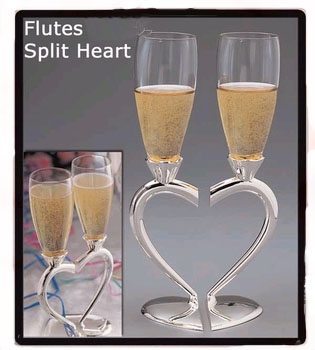 SPLIT HEART FLUTES