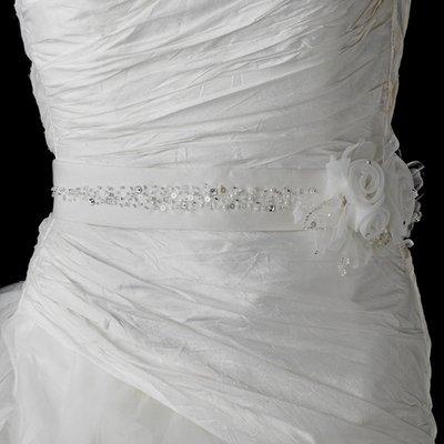 WEDDING BRIDAL BELT