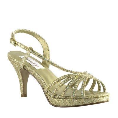Alyssa Gold Glitter*