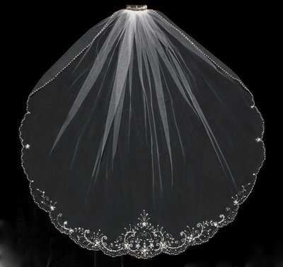 Hand Crafted Veil