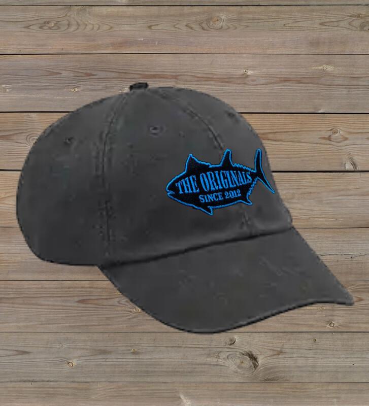 The Originals Pigment Dyed-Cap