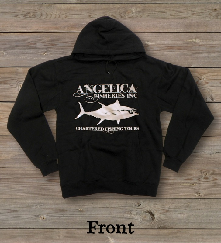 Hotspot Design Hoodie Fishing Mania Catfishing Angel-Sweater Angler-Pullover