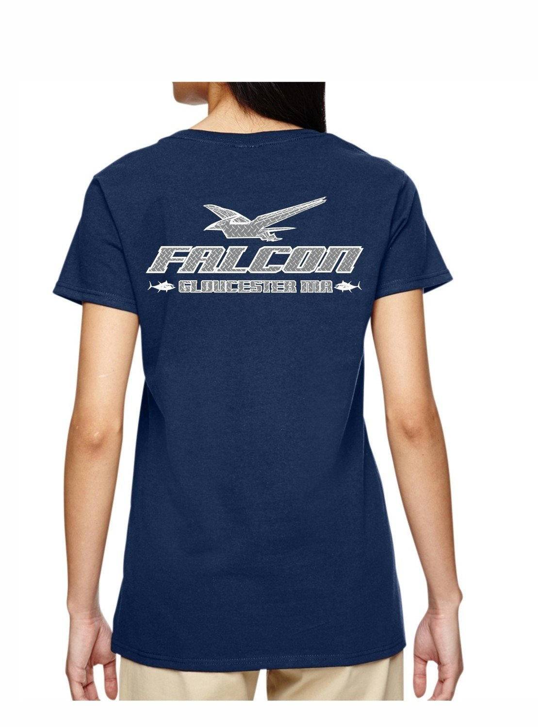 Falcon Ladies V-Neck Tee