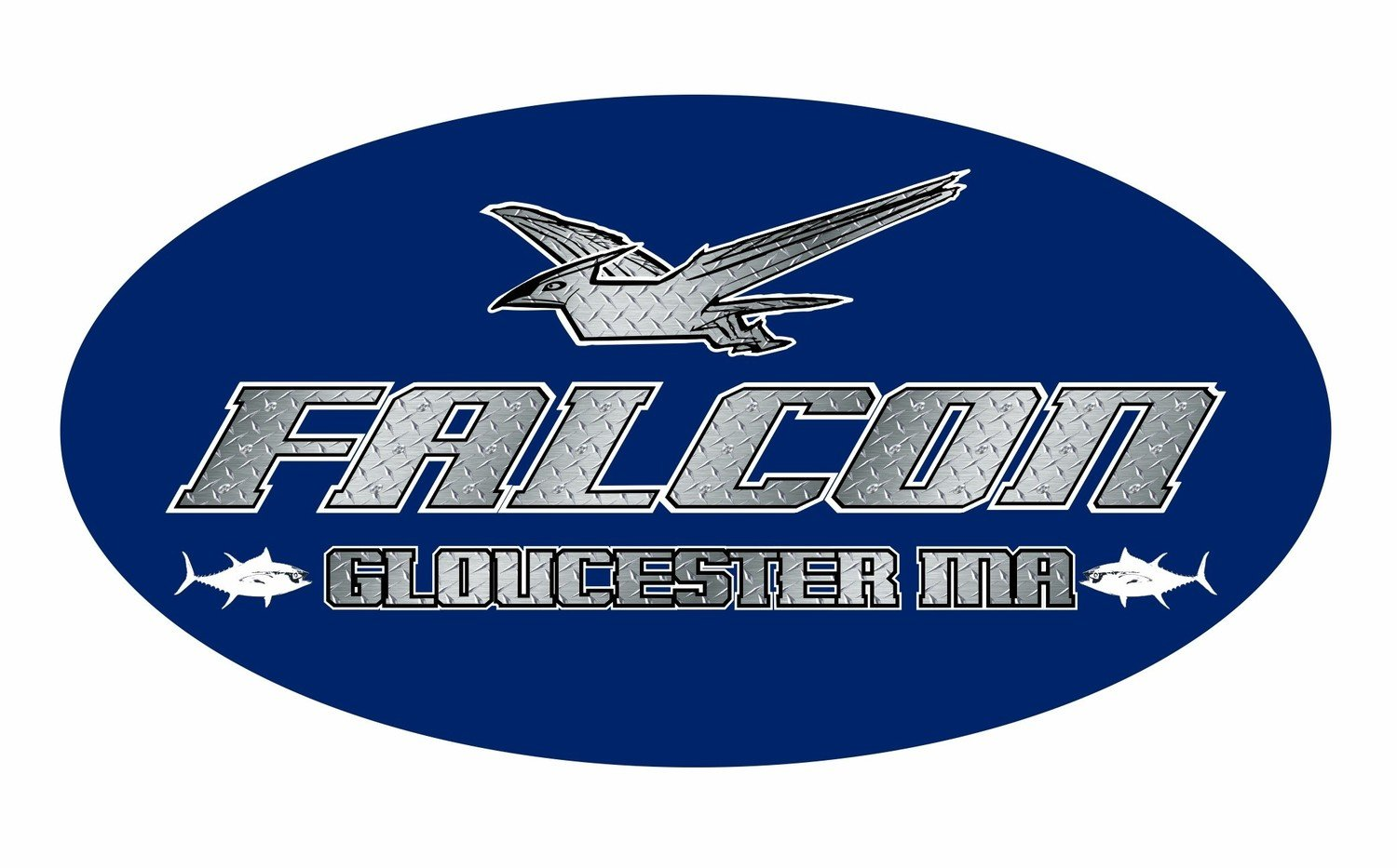 Falcon Bumper Sticker