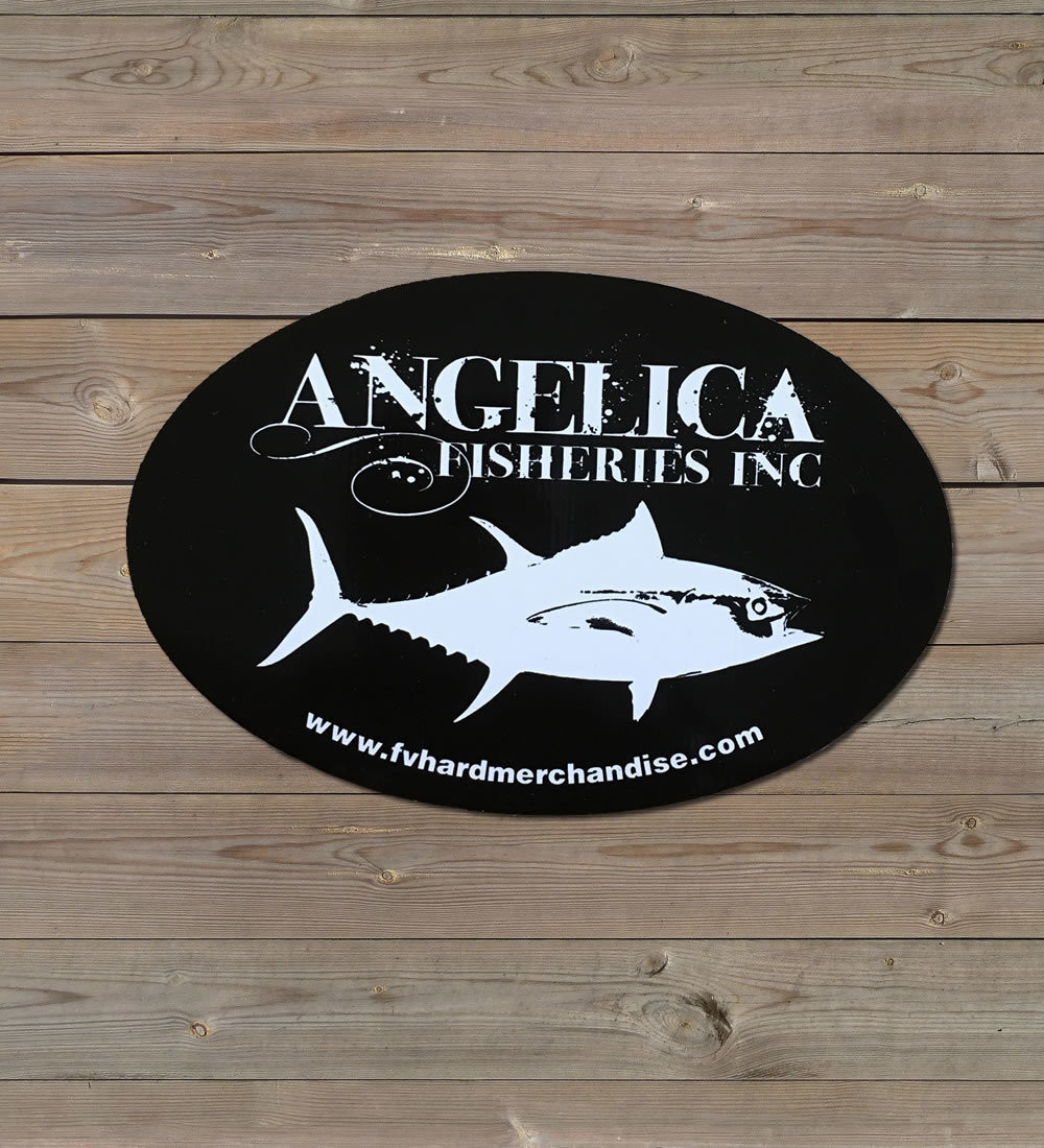 Bumper Stickers - Angelica Fisheries