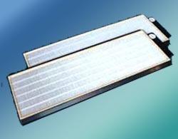 2 x G4 suodatin :                 Santos 370/570 DC / Comfoair 350/550 Sisältää: 2x G4 (520 x 200 x 15) mm